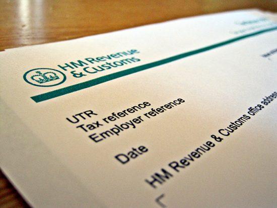 HMRC tax return